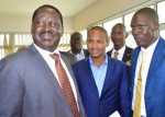 Babu Owino says he hopes to walk in the footsteps of Kenya's opposition chief after the veteran political paragon retires from active politics PHOTO/COURTESY