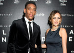 Anthony Martial and his wife Samantha Martial have officially parted ways PHOTO/COURTESY