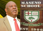 Nyagarama: Maseno School taught me something; the school's alumnus must never fall! PHOTO/COURTESY
