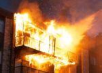 HOUSE ON FIRE PHOTO/COURTESY