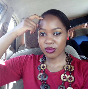 Jua Cali's wife Lilly Asigo PHOTO/INSTAGRAM