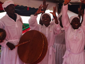 Of the energy from this award-winning choir from Kakamega County PHOTO/COURTESY