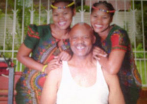 Owami and Olwethu each have a 3-year-old daughter PHOTO/COURTESY