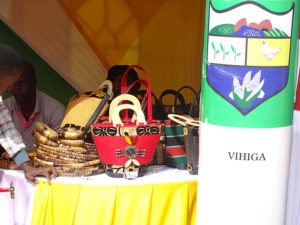 Vihiga County displays cultural products PHOTO/BRIAN OKOTH