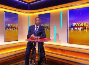 The Sunday Show will be called Nipashe Jumapili PHOTO/EDAILY