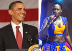 AKOTHEE AND OBAMA PHOTO/COURTESY