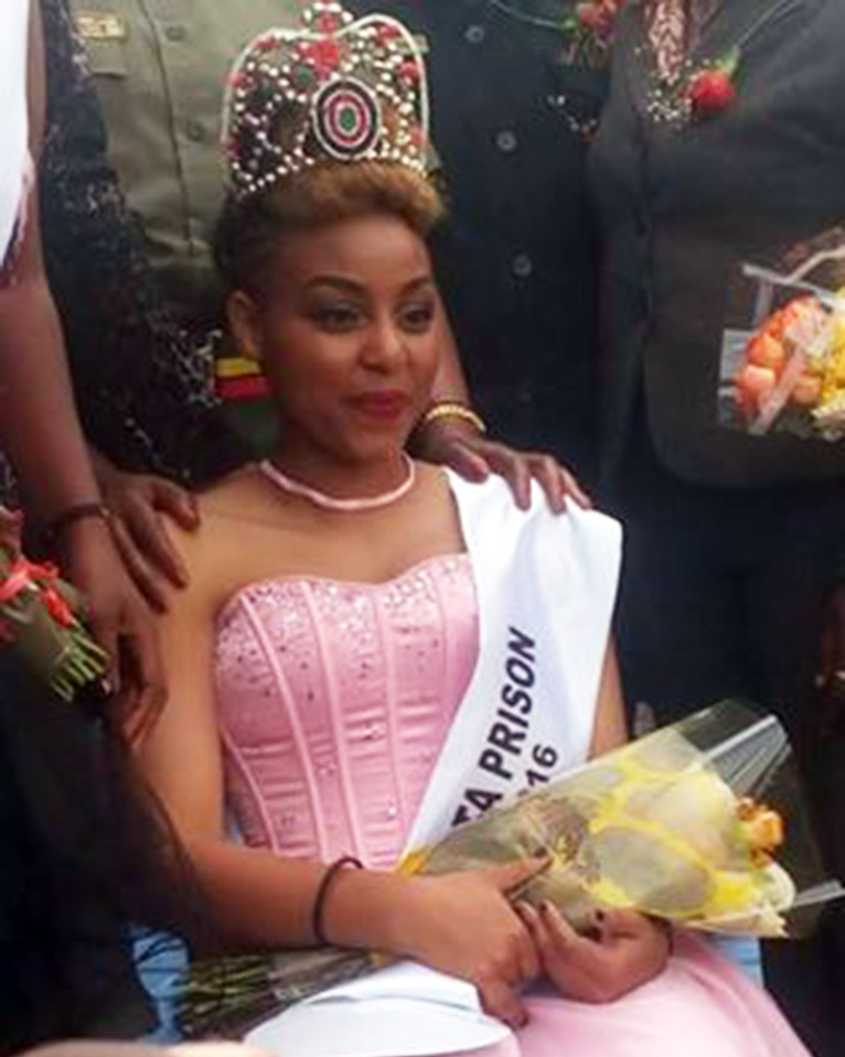 Ms Kamande beat 19 other contestants to the crown PHOTO/COURTESY