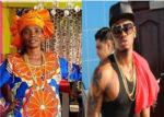 Sanura Kasimu and Diamond Platinumz photo/ courtesy