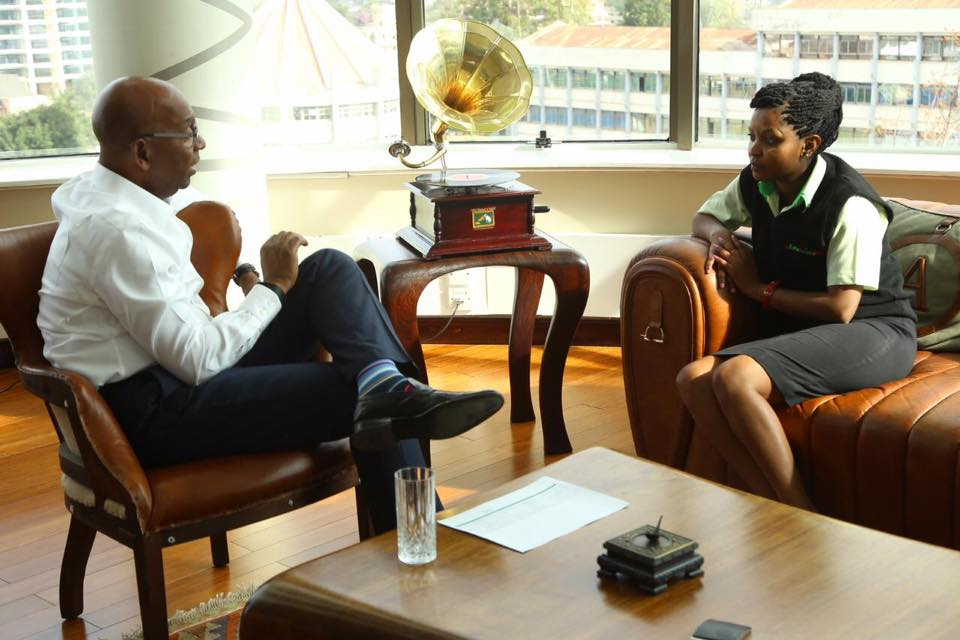 bob-collymore-and-pauline-shamoya