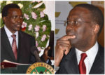 WILLY MUTUNGA AND JUSTICE DAVID MARAGA [PHOTO/EDAILY]