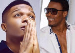 ALI KIBA AND WIZKID [PHOTO/EDAILY]