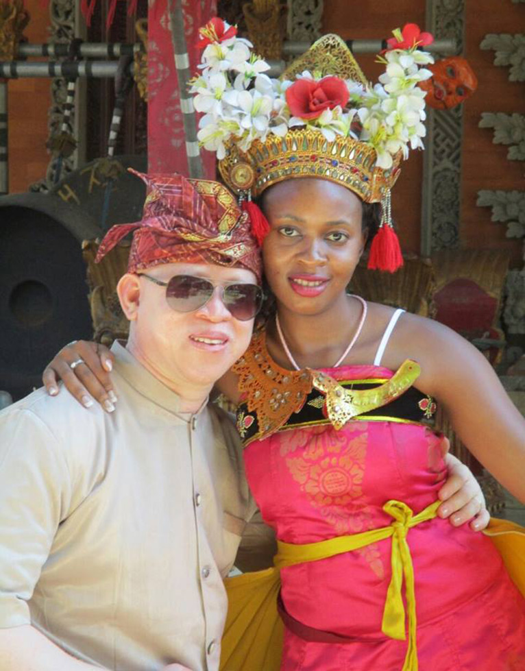 MP Mwaura's journey to winning Mukami's heart was not easy [PHOTO/COURTESY]