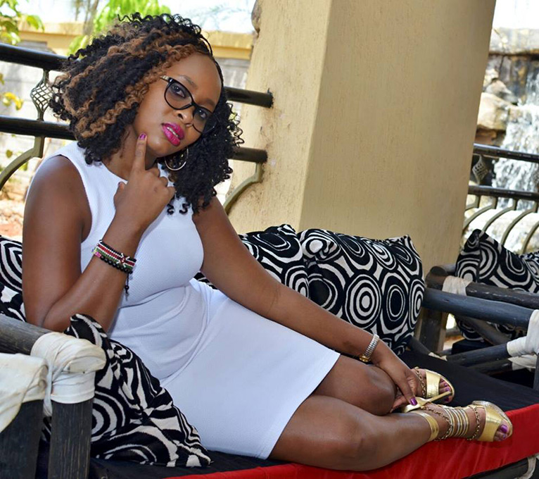 And Mwaura too is married to this beautiful woman [PHOTO/COURTESY]