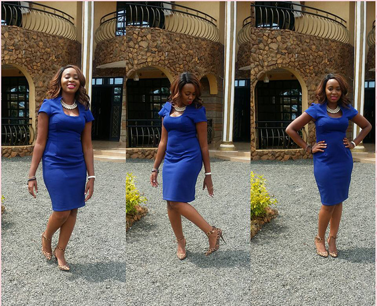 Mukami loves fashion, hence an explanation to her good sense of style [PHOTO/COURTESY]