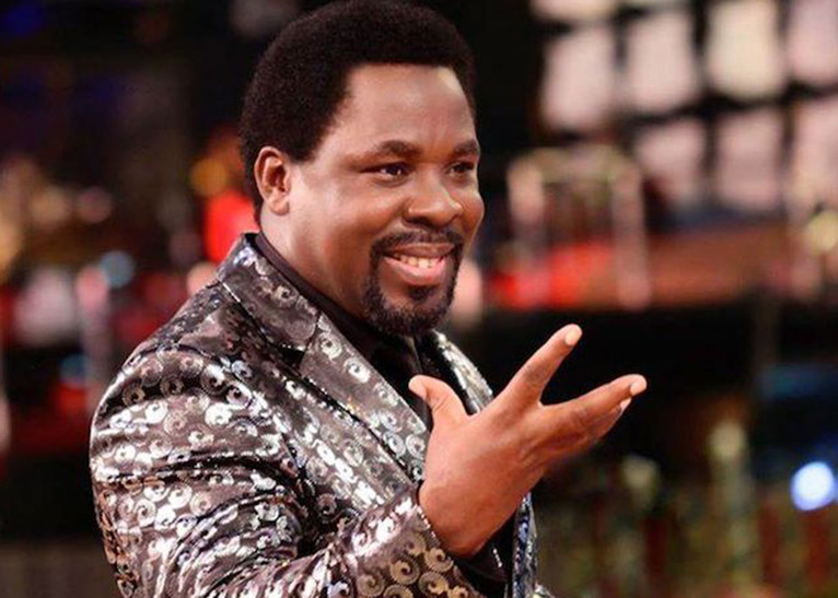 Prophet Temitope Balogun Joshua is Nigeria's most powerful, controversial and philanthropic preacher [PHOTO/COURTESY]