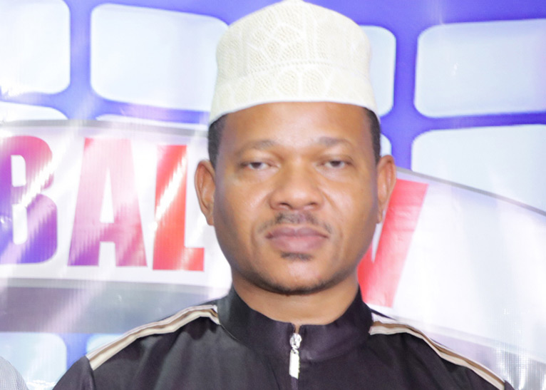 Sheikh Alhad Mussa Salum has said he is not impressed by Diamond Platnumz and Zari Hassan's relationship [PHOTO/GLOBAL PUBLISHERS]