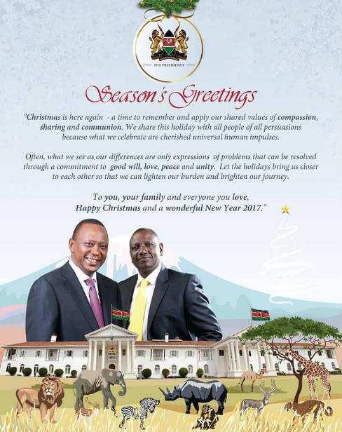 uhuru-and-ruto-seasons-greetings