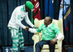JARO SOJA AND UHURU KENYATTA [PHOTO/COURTESY]