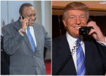 TRUMP-UHURU [PHOTO/COURTESY]