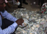 KSH4.5 BILLION SEIZED IN NIGERIA [PHOTO|COURTESY]