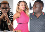 DIAMOND PLATNUMZ, ZARI HASSAN AND IVAN SSEMWANGA [PHOTO | COURTESY]