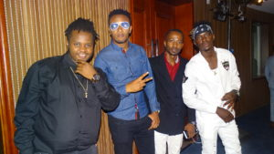 Willy Paul on groove awards
