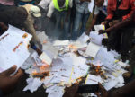 JUBILEE PAPERS BEING BURNED [PHOTO | COURTESY]