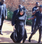 Zari heavily guarded at Ivan's burial service