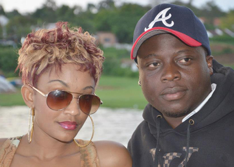 IVAN SSEMWANGA AND ZARI HASSAN [PHOTO | COURTESY]