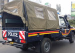 POLICE VAN [PHOTO | COURTESY]