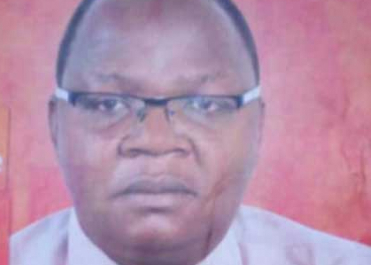 Leonard Mwamba, a Jubilee Party candidate for Kitutu Chache MP died in a road accident on July 14 [PHOTO | COURTESY]