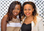Jacque Maribe and gospel singer Size 8 [PHOTO | COURTESY]