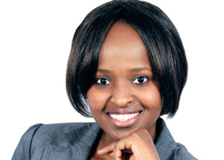 Prior to joining PRISK, Angela Ndambuki was working at the Kenya National Commission on Human Rights [PHOTO | COURTESY]