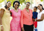 JANET MUSEVENI'S WIFE AND HER DAUGHTERS [PHOTO | COURTESY]