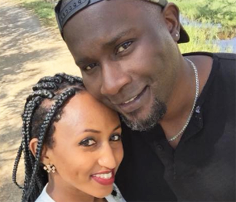 Regina Katar was the fiancée of renowned audio visual producer Tedd Josiah [PHOTO | COURTESY]