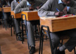 GENDIA BOYS HIGH SCHOOL STUDENTS SITTING FOR AN EXAM [PHOTO | COURTESY]