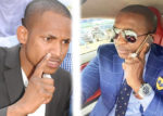 BABU OWINO (L) AND STEVE MBOGO (R) [PHOTO | COURTESY]