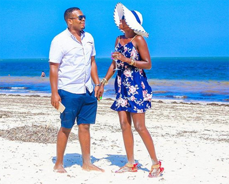 Akothee says she is ready to conceive triplets for Mr Oyugi [PHOTO | INSTAGRAM]