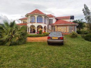 Ababu Namwamba home in Budalangi. Photo/Courtesy