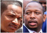 "Babu Owino said Governor Sonko shouldn't be subjected to ""harsh judgement"", given he's been in office ""for only five months of his 5-year term"" [PHOTO/COURTESY]"