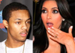 BOW WOW (L) AND KIM KARDASHIAN (R) [PHOTO/COURTESY]