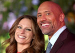 THE ROCK AND HIS WIFE LAUREN HASHIAN [PHOTO | COURTESY]