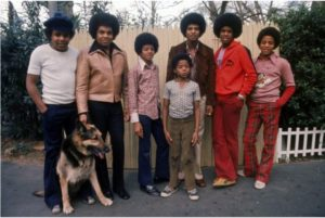 The Jackson family PHOTO/COURTESY