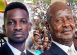 BOBI WINE (L) AND PRES. YOWERI MUSEVENI (R) [PHOTO | COURTESY]