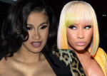 CARDI B(L) AND NICKI MINAJ (R) [PHOTO | COURTESY OF TMZ]