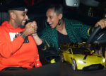 SWIZZ BEATZ [L] AND ALICIA KEYS [R] [PHOTO | COURTESY]