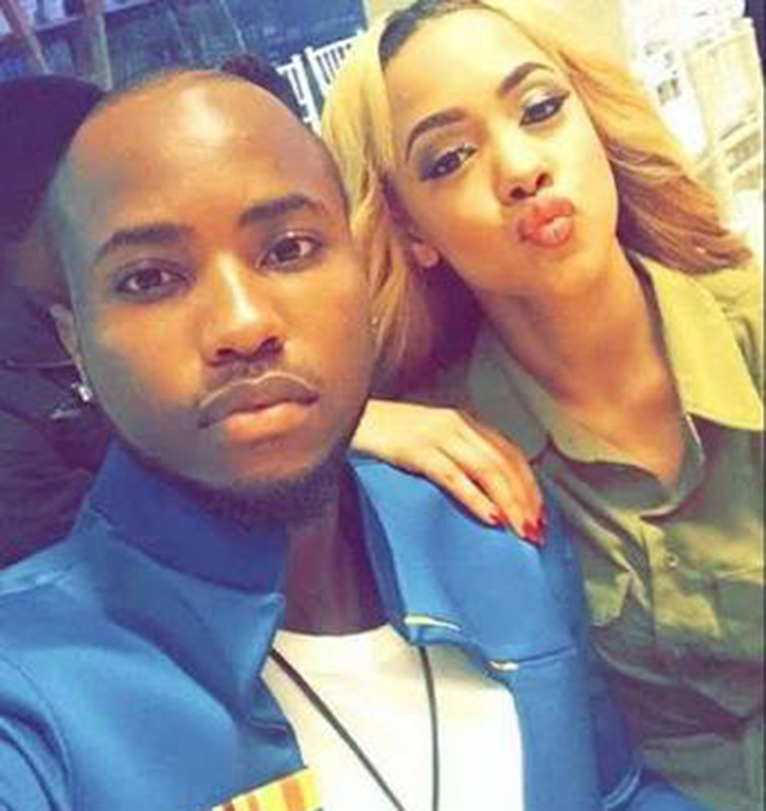 Tanasha Oketch is Kenyan actor Nick Mutuma's ex-girlfriend. [PHOTO | COURTESY]