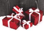 CHRISTMAS BOXES [PHOTO   COURTESY]