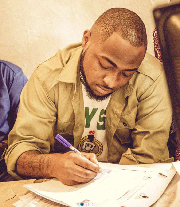 It is mandatory for university graduates to enroll in the NYSC programme. [PHOTO   COURTESY]