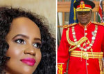 DJ PIERRA MAKENA (L) AND UHURU KENYATTA (R) [PHOTO | COURTESY]